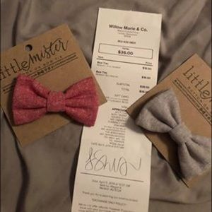 Other - Boys Bow Ties
